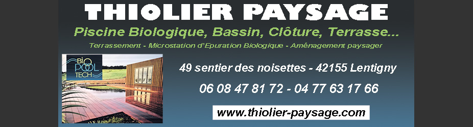 Thiolier paysage