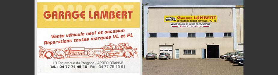 Garage Lambert